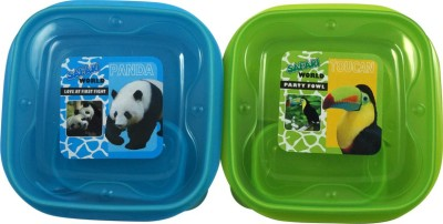 Manbhari Kids Lunch Box 2 Containers Lunch Box