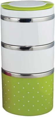 Behome SSLB-021 H 3 Containers Lunch Box