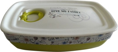 Love My Family Health 1 Containers Lunch Box