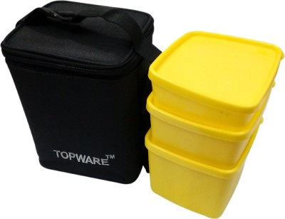 Topware TOPSB 321 3 Containers Lunch Box(750 ml) at flipkart