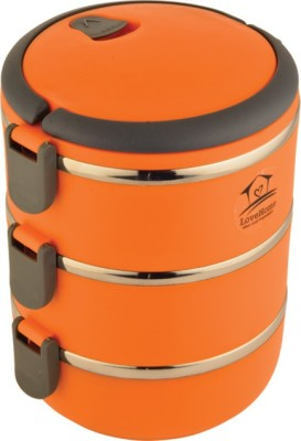 LoveHome PSTF0014 3 Containers Lunch Box