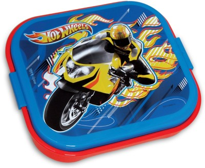 ONLY KIDZ HOTWHEELS 1 Containers Lunch Box