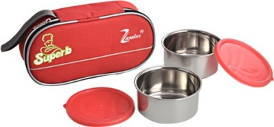 Zanelux LB-016 2 Containers Lunch Box