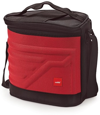 Cello World Archo3-Red 4 Containers Lunch Box