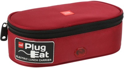 Cello Proton 2 Red 2 Containers Lunch Box