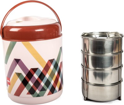 Cello CTL0033 4 Containers Lunch Box