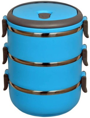 Hengli LunSetTriple 3 Containers Lunch Box