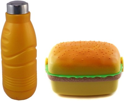 Infinxt Burger Shape Design 1 Containers Lunch Box