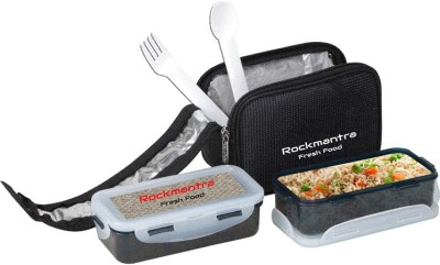 Rockmantra RMLB0010 2 Containers Lunch Box