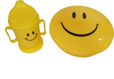 Infinxt Smile004 3 Containers Lunch Box