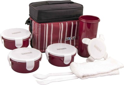 Nayasa ABCLB14 4 Containers Lunch Box