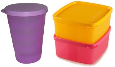 Tupperware Cool N Fresh 3 Containers Lunch Box