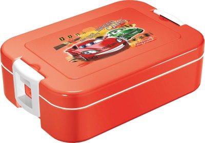 Nayasa Nutri Super Red 1 Containers Lunch Box