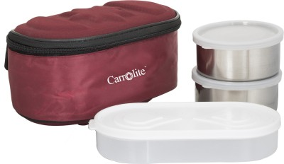 Carrolite A13 3 Containers Lunch Box