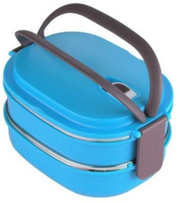 AADYA HOMIO103 2 Containers Lunch Box