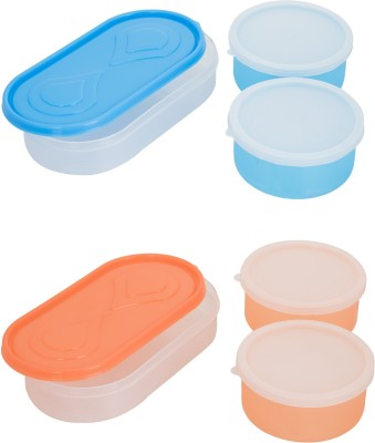 Carrolite Combo Pack Of 6 Container 6 Containers Lunch Box