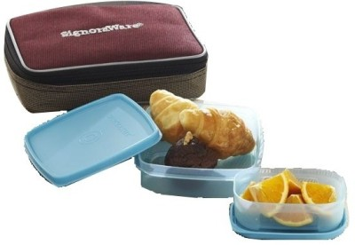 Signoraware 503 2 Containers Lunch Box