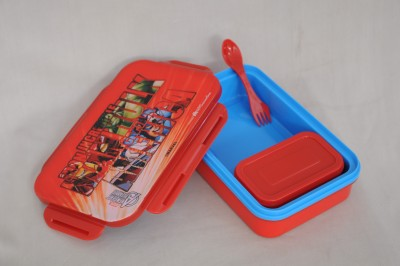Marvel HMRPLB73119-AV 2 Containers Lunch Box