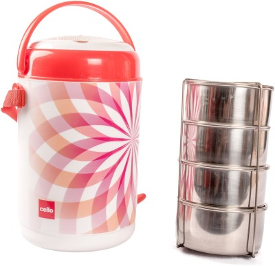 Cello 134583 4 Containers Lunch Box
