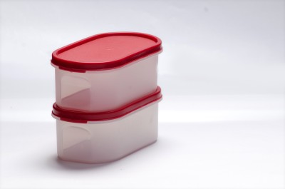 Cutting Edge Oblong Canister 2 Containers Lunch Box