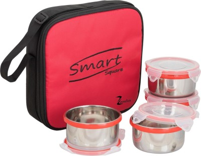 ZANELUX smart 4 4 Containers Lunch Box