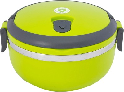 Homio Single Layer Round 1 Containers Lunch Box(700 ml)