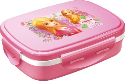 Nayasa Nutri Kids Pink 1 Containers Lunch Box