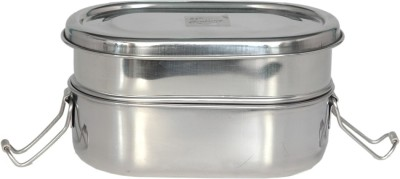 JVL Capsule Double Small 2 Containers Lunch Box