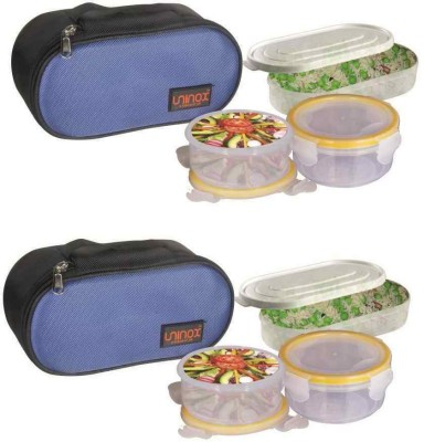 Uninox UNX021-021 3 Containers Lunch Box
