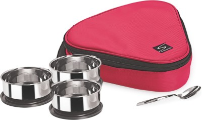 Stenso Trio 3 Containers Lunch Box