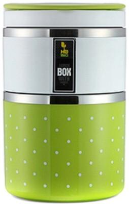 AADYA HOMIO 2 Containers Lunch Box