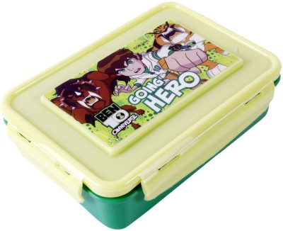 HM International Ben 10 Standard Medium Lunch Box 1 Containers Lunch Box