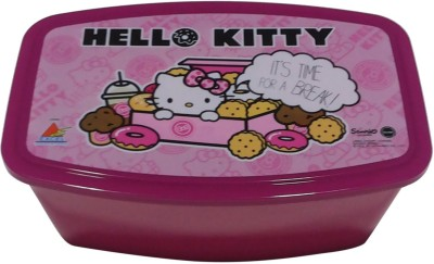 Hello Kitty HK0004 1 Containers Lunch Box