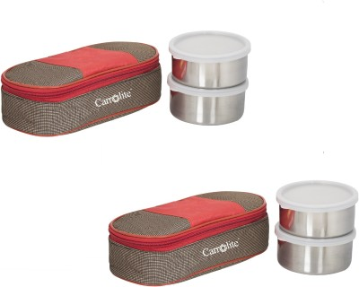Carrolite Combo Legend C_7 4 Containers Lunch Box
