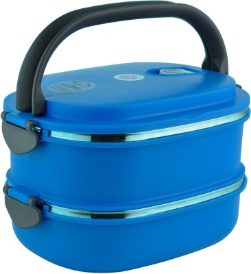 LoveHome LoveHome 2 Tiers Rectangle 1 Containers Lunch Box