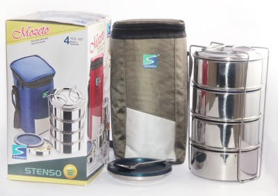 Stenso Mozeto 4 Containers Lunch Box