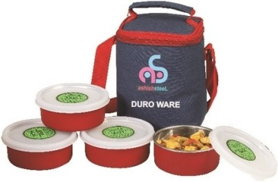 Duroware DW03 4 Containers Lunch Box