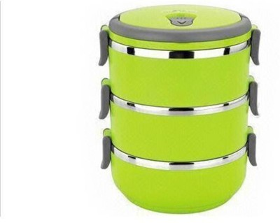 HealthIQ GR-3LR 3 Containers Lunch Box