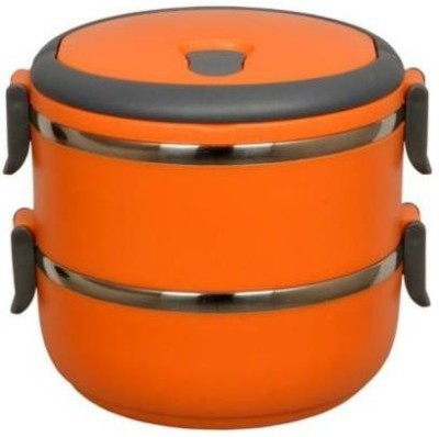 HealthIQ OR-2LR 2 Containers Lunch Box