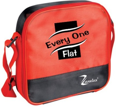 Zanelux Everyone Flat 3 Containers Lunch Box