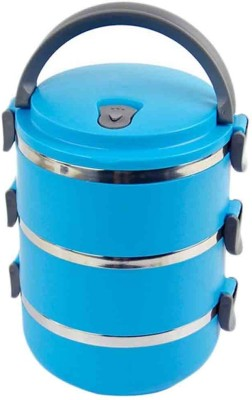 Marketbest LB3456 3 Containers Lunch Box
