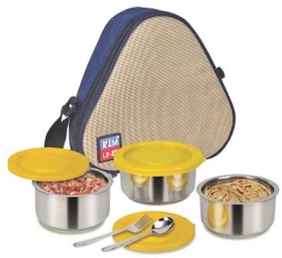 Palmline PL213 3 Containers Lunch Box
