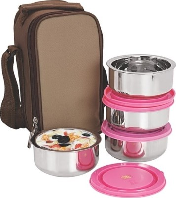 Nano 9 Junior Insulated 4 Containers Lunch Box