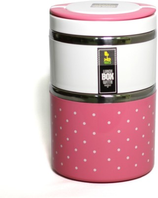 Homio 8504p 2 Containers Lunch Box