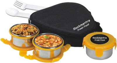 Rockmantra RMLB0014 3 Containers Lunch Box