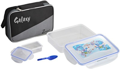 Zanelux LB - 035 2 Containers Lunch Box