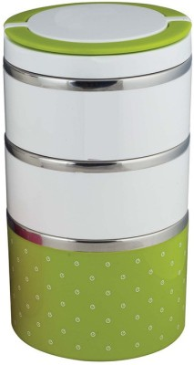 Behome SSLB-027 H 3 Containers Lunch Box