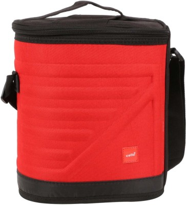 Cello Archo4-Red 4 Containers Lunch Box