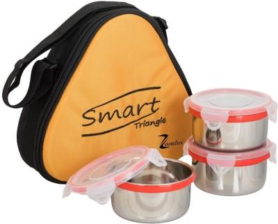 Zanelux Smart tri. 3 Containers Lunch Box