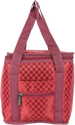 Yark 301 Maroon Lunch Bag 1 Containers Lunch Box